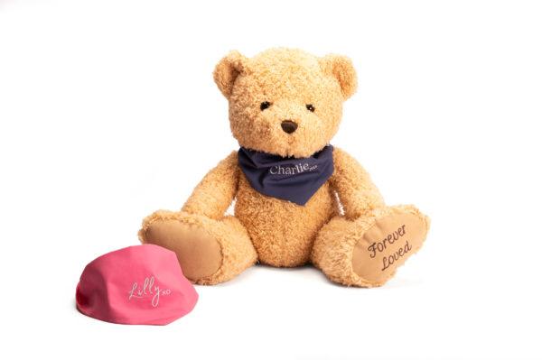 Bear with Bandana