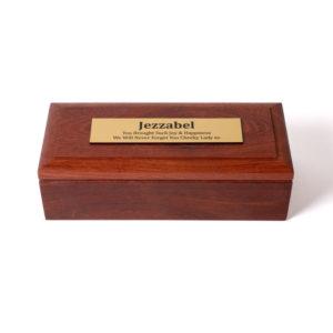 Handmade Jarrah Box